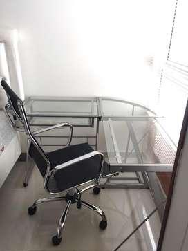Vendo silla para oficina y escritorio