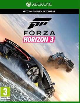 Forza Horizon 3 Xbox One, Físico