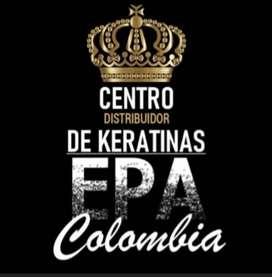 Keratina EPA Colombia 80.000