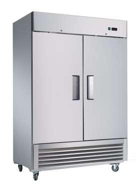 Congelador Vertical Industrial 1 y 2 Puertas Profesionales TechGelato