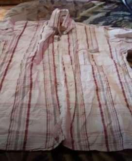 Camisa Legaci Talle L