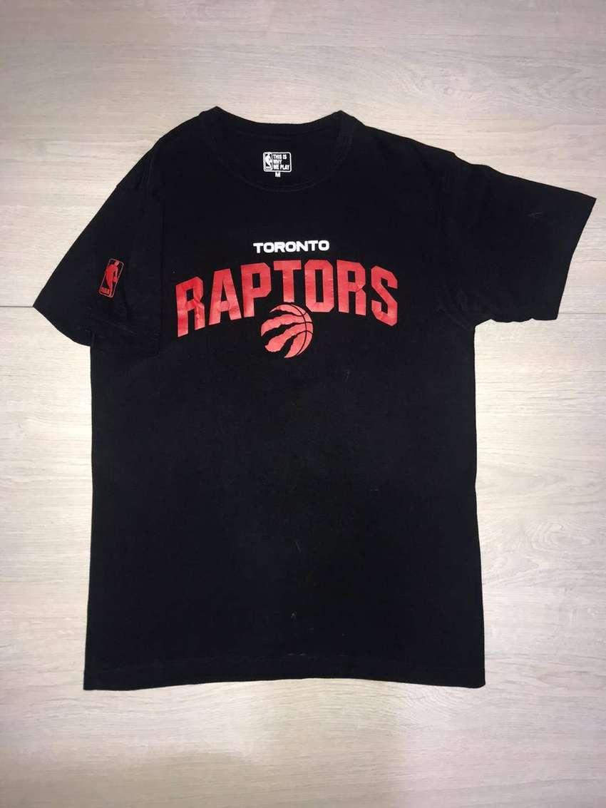 *Negociable* Camiseta Nba Raptors Talla M 100% Original 0
