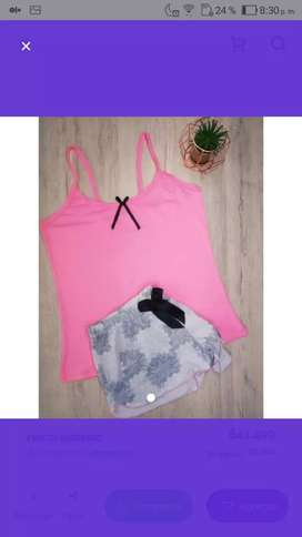 Pijamas fresh Talla M