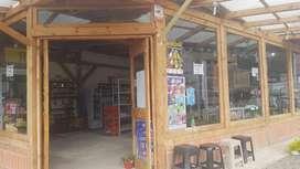 Minimarket en Javier Loyola