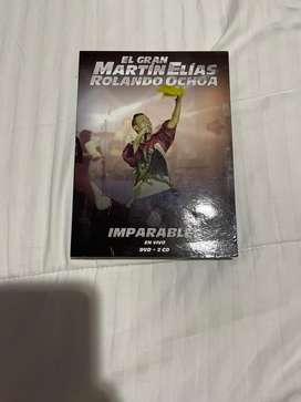 DVD + 2 CD CONCIERTO MARTIN ELIAS