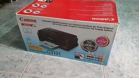 Multifuncional impresora canon G3101 con wifi