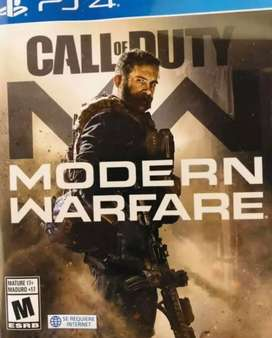 Call of duty Playstation 4