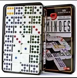 Domino de 9 Puntos Juego de Mesa Familia
