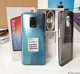 Ganga Vendo Xiaomi redmi not9s de un mes dé uso