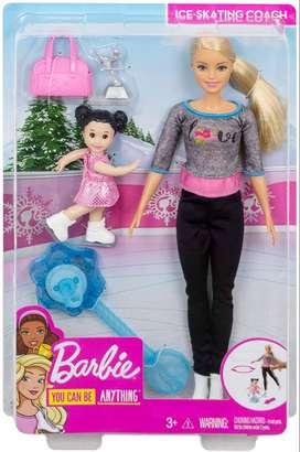 Barbie Patinadora