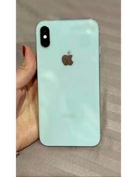 Vendo iPhone X, estado 10/10