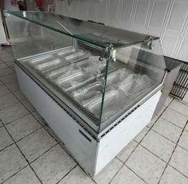 Congelador Horizontal para Helado 12 Sab
