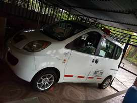 Chery Van Modelo 2013 se VENDE o CAMBIA a Renault Sendero