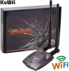 Antena wifi Rompe muero inalambrica