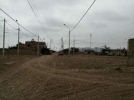 Venta de Terreno Huaral - Las Poncianas