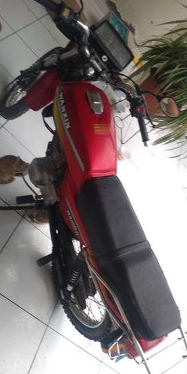 Vendo moto wanxin 150 G