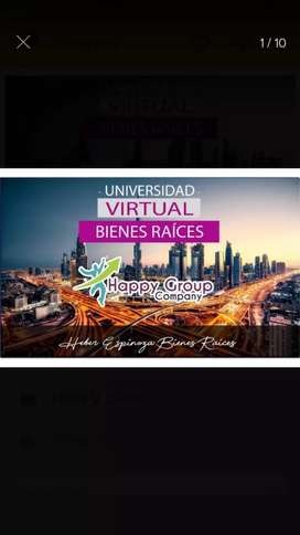 Curso virtual BIENES RAICES