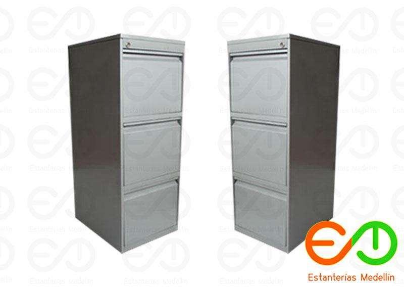archivadores metalicos para oficina entrega inmediata Medellin 0