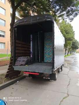 Servimudanzas acarreos trasteos embalaje auxiliares de carga furgón