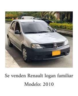 Renault Logan Mod 2010