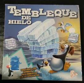"Juego para chicos ""Tembleque"""