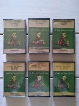 Cassettes La Música Mas Hermosa Del Mundo