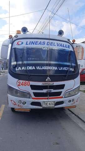 Vendo Micro bus 19 pasajeros Agrale lineas del valle
