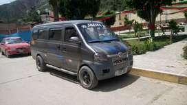 Minivan de 10 pasajeros