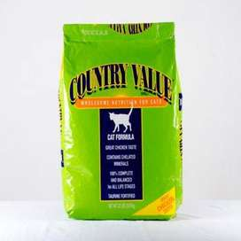 COUNTRY VALUE GATO X20lb