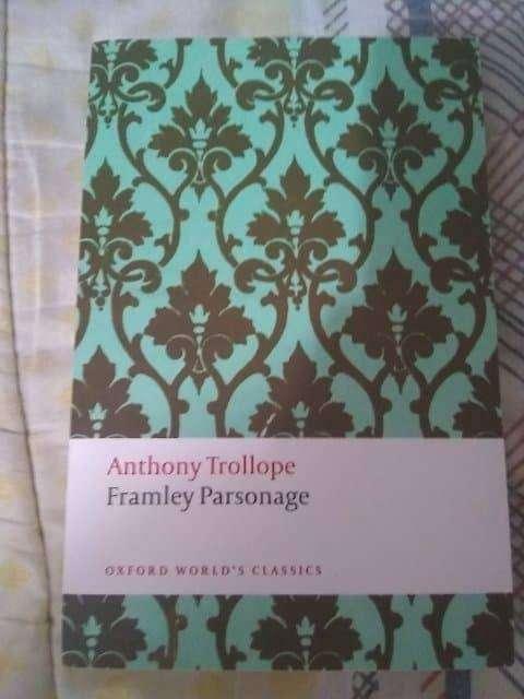 Framley Parsonage - Anthony Trollope 0