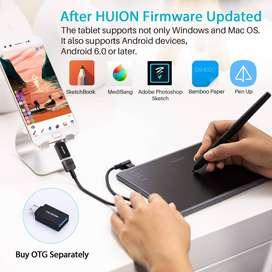 Tableta Digitalizadora Huion Inspiroy H430 P