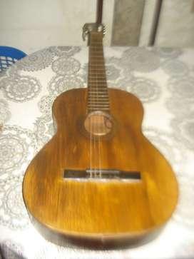 Guitarra Antigua Fernandez Ehijo El Trobador Detall No Envio