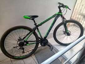 Vendo bicicleta Cyclone
