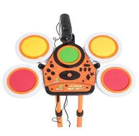 Batería Electrónik Karaoke Niño O Niña Infantil
