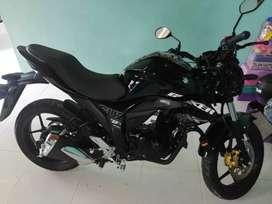Vendo moto con un mes de uso