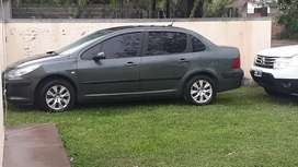 Peugeot 307 1.6 sedan Xs 110 cv MP3 Nafta/Gnc