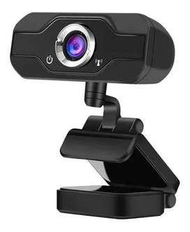 Cámara Web Hd 1080p Pc Vídeollamadas