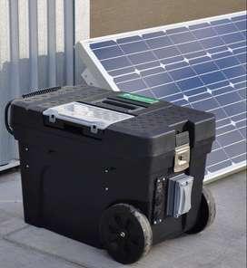 Generador Solar 2500W