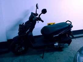 Moto Lifan - scootter