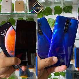Xiaomi Redmi Note 8 Pro disponible en color azul