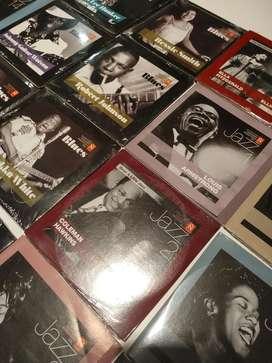 Coleccion 34 Cd's de Jazz