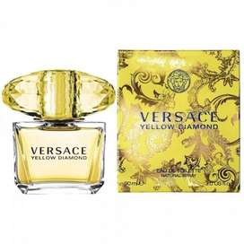 Loción-Perfume Versace Yellow Diamond