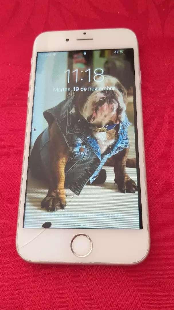 Iphone 6s blanco 0