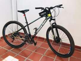 Vendo bicicleta MTB rin 29 DRAISVON