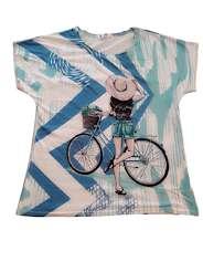 Camisetas Damas