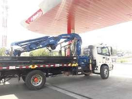 Servicios de Camión Grúa