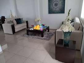 Juego de muebles cuencanos- comprados en DETALLES