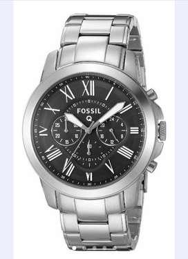 OFERTA Reloj fossil Grant Q Hybrid Smart Negociable
