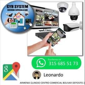 Cámaras de vigilancia (CCTV)  armenia