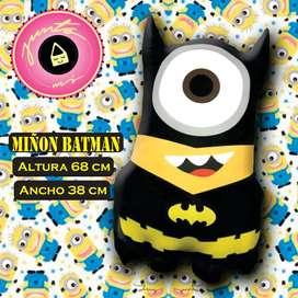 ALMOHADON MIÑON BATMAN GIGANTE